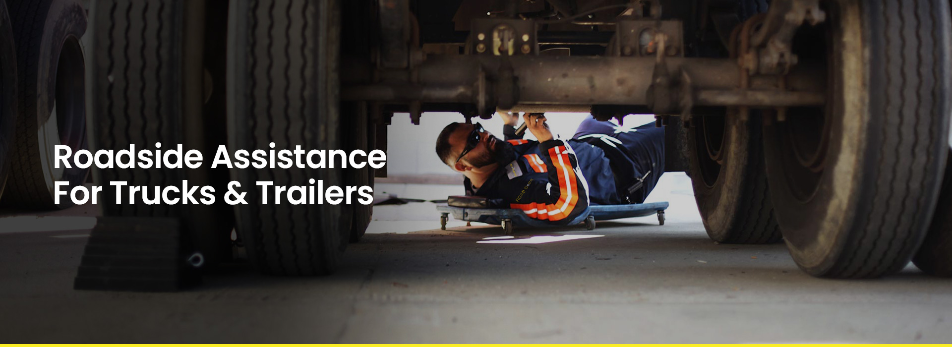 Truck and Trailer Repair Service