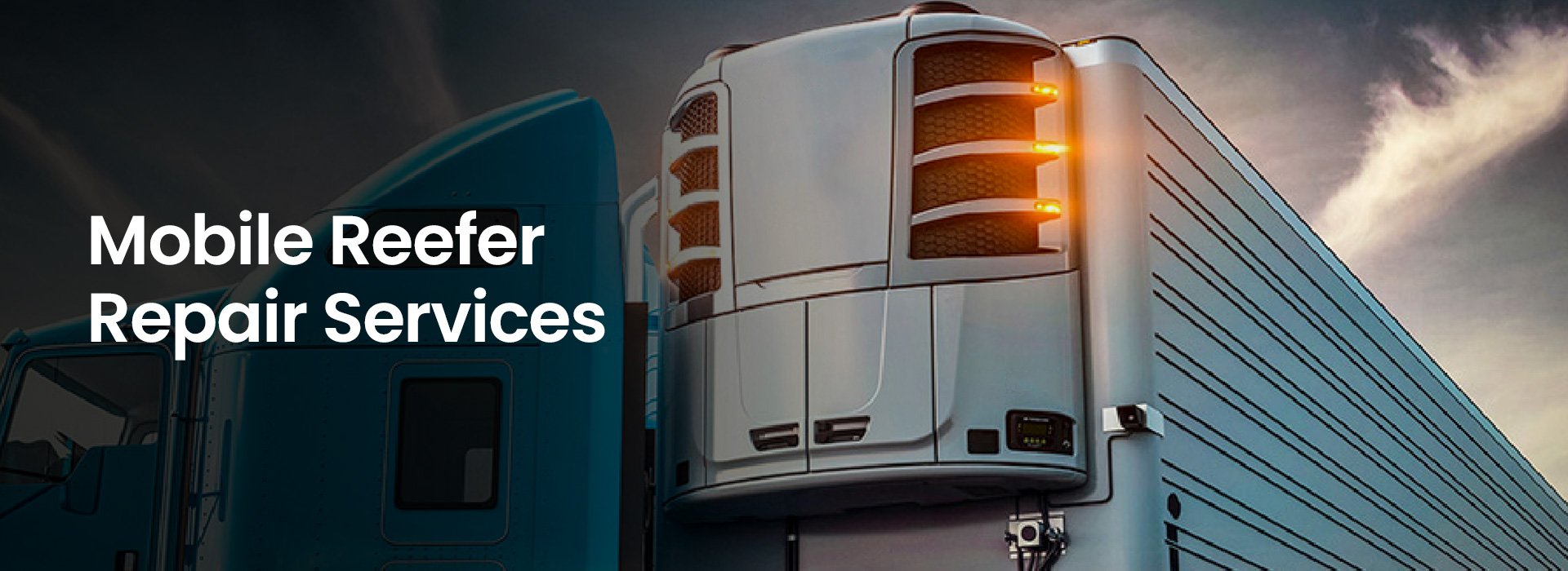 mobile reefer repair services