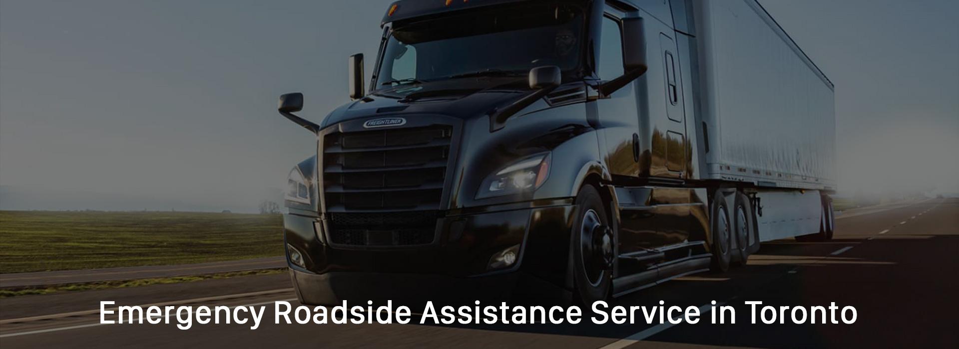 Emergency Roadside Assistance in Toronto